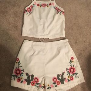 Two piece play set
